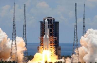 La Chine lance une tentative ambitieuse d'atterrir sur Mars