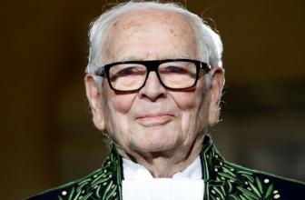 Pierre Cardin, créateur de mode français et pionnier des licences, décède à 98 ans