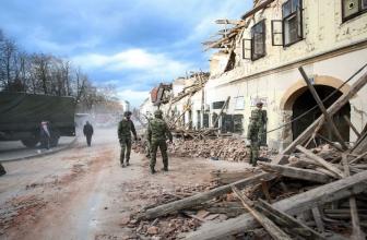 Un tremblement de terre de magnitude 6,3 frappe la Croatie; 6 décès signalés