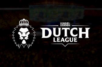 L'équipe THRLL invaincue à mi-parcours de la Ligue néerlandaise