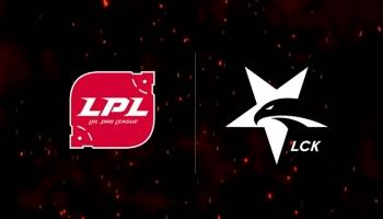 LCK affronte le LPL dans la League of Legends Mid-Season Cup
