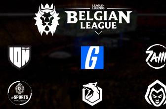 La Ligue belge 2021 commence aujourd'hui