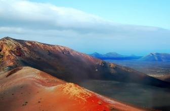 Lanzarote: morphologie et parcs naturels