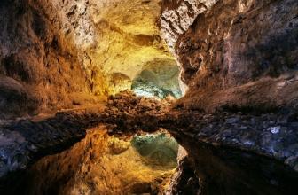 Les grottes secrètes de Lanzarote: Cueva de los Verdes