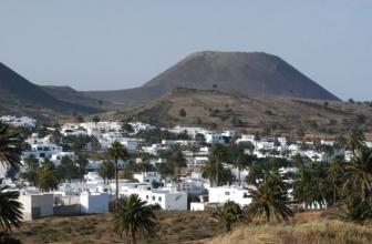 Les sept municipalités de Lanzarote
