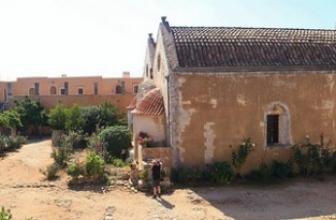 Monastères de Crète: Arkàdi (Μονή Αρκαδίου)
