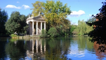 Parioli: visite du quartier chic de Rome