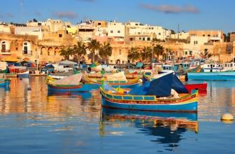 Saint Julian à Malte – Île de Malte