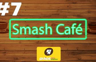 Smash Café n ° 7 avec S1: les expériences d'un esporteur performant et faire face à la pression