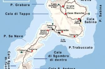 VISITE À ASINARA: une île encore sauvage