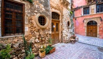 Vacances en Crète hors saison: la ville de La Canée en automne et en hiver