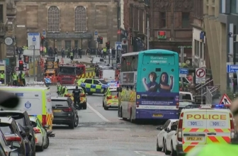 La police ne traite pas les coups de couteau meurtriers à Glasgow comme du terrorisme