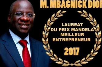 Mbagnick Diop et le concept de l'Africain Leadership Awards